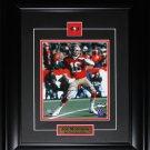 Joe Montana San Francisco 49ers signed 8x10 frame