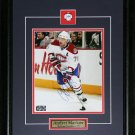 Andrei Markov Montreal Canadiens signed 8x10 frame
