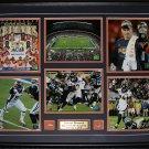 Denver Broncos Superbowl 50 Manning Miller Von Sanders 6 Photograh Frame