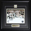 2016 Pittsburgh Penguins Stanley Cup Champions 8x10 frame