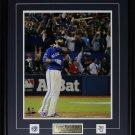 Jose Bautista Toronto Blue Jays Bat Flip Home Run 2015 AL Finals Color 16x20