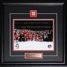 2015 Chicago Blackhawks Stanley Cup Champions 8x10 frame