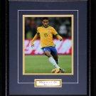 Neymar Jr. Team Brazil FIFA Soccer 8x10 frame
