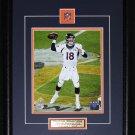Peyton Manning Denver Broncos Superbowl 50 8x10 frame