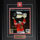 Brad Richards Chicago Blackhawks 2015 Stanley Cup 8x10 frame