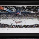 New York Islanders Nassau Veteran Memorial Coliseum Final Game panorama frame