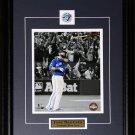 Jose Bautista Toronto Blue Jays Bat Flip Home Run 2015 AL Finals 8x10 frame