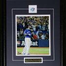 Jose Bautista Toronto Blue Jays Bat Flip Home Run 2015 AL Finals Color 8x10