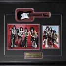 Kiss Miniature Guitar 2 photograph frame