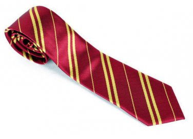 Harry Potter Gryffindor Tie Costume Cosplay Accessories Red