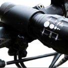 generic Bright 240 lumen Bike Bicycle LED Front HEAD Torch flash LIGHT W/ Mount