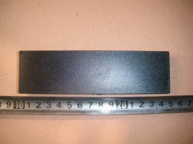 Universal ODD Optical Drive Bezel 5-inch Bezel Blank floppy bay Carbon Black