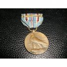 WWII AMERICAN CAMPAIGN Medal & Ribbon