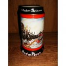 Budweiser A Perfect Christmas Stein 1992.