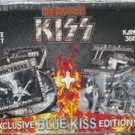 KOMPLETE KISS EXCLUSIVE BLUE KISS EDITION COLLECTOR CARDS ICONS & 360 SETS