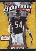 NFL Showdown 2003 75 CARD Draft Pack