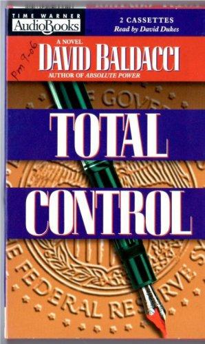 Total Control 2 cass audiobook David Baldacci