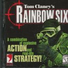 TOM CLANCY'S RAINBOW SIX PC GAME