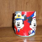 DISNEY CRUISE LINE MUG CUP MICKEY MINNIE