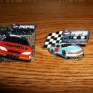 TWO PEPSI 400 DAYTONA SPEEDAY RACEDAY PINS