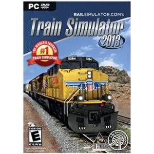 TRAIN SIMULATOR 2013 NEW FACTORY SEALED