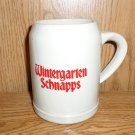 WINTERGARTEN SCHNAPPS MUG STIEN AS PICTURED