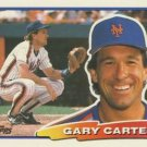 1988 Topps Big #37 Gary Carter - New York Mets (Baseball Cards)