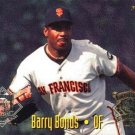 Joe Carter / Barry Bonds - Toronto Blue Jays / San Francisco Giants 1995 Fleer All Stars