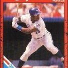 1990 Donruss Grand Slammers #12 Bo Jackson Card