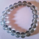 Stretch bracelet light grey