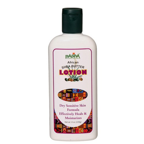 Madina Shea Butter Lotion