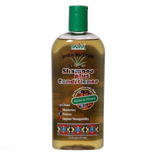 Madina Shea 2 in 1 Shampoo & Conditioner