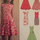 New Look Sewing Pattern 6094 Ladies Misses Dress Size 8-18 Uncut