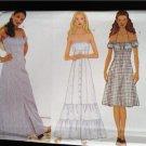 Butterick Sewing Pattern 6589 Ladies Misses Dress Size 12-16 Uncut