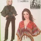 Simplicity Sewing Pattern 3830 Misses Ladies Wrap Pants Patty Reed Size 6-14