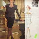 Vogue Sewing Pattern 1052 Ladies / Misses Skirt Jacket Size 12-16 Uncut