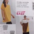Burda Sewing Pattern 7094 Misses Ladies Tunic Dress Size 18-34 Uncut