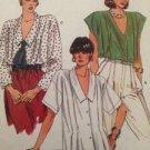 Vogue Sewing Pattern 9220 Ladies/ Misses Blouse Size 10
