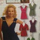 McCalls Sewing Pattern 5662 Ladies / Misses Dress Top Tunic Size L-XL Uncut