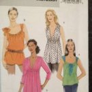 Butterick Sewing Pattern 5216 Ladies / Misses Top Size Lge-XLge Uncut