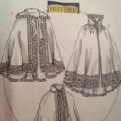 Butterick Sewing Pattern 4419 Misses Medieval Historical Cloak Costume Sz L-XL