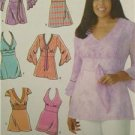Simplicity Sewing Pattern 4277 Ladies Misses Tunics Size 10-18 Uncut