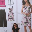 Simplicity Sewing Pattern 2373 Misses Dress Pants Top Jacket Size 16-24 Uncut