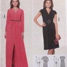 Burda Sewing Pattern 6941 Ladies Misses Evening Dress Size 10-22 Uncut