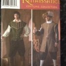 Simplicity Sewing Pattern 4059 Adult Costumes Mens Renaissance Size XS-XL UC