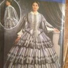 Sewing Pattern No 9761 Simplicity Historical Civil War Day Dress Size 14-20 UC