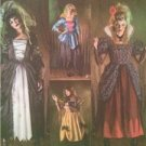 Simplicity Sewing Pattern 3613 Misses Ladies Costumes Halloween Witch Size 12-20