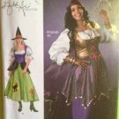 Simplicity Sewing Pattern 2803 Misses / Ladies Gypsy Costumes Size 18W-24W UC