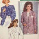 Butterick Sewing Pattern 3950 Ladies / Misses Jacket Top Size 12-16 Uncut