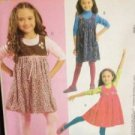 McCalls Sewing Pattern 5692 Childs / Girls Jumper Size 6-8 Uncut